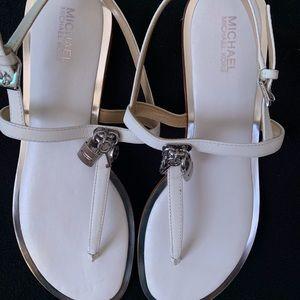 Michael Kors Charm Sandals